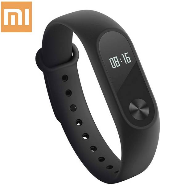 Dispositivi indossabili - Xiaomi MGW4024GL Fitness Tracker Nero -