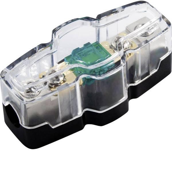 Porta fusibili HiFi e distributori di corrente per auto - Porta fusibile Mini-ANL HiFi per auto Sinustec SH-125 protetto dagli spruzzi dacqua -