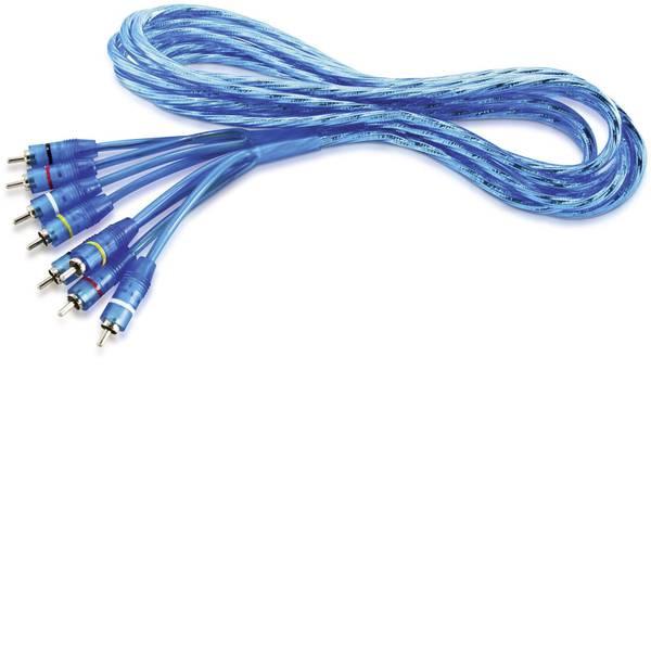 Cavi e connettori RCA HiFi per auto - Cavo RCA 5 m Sinustec RCA 50-4 -