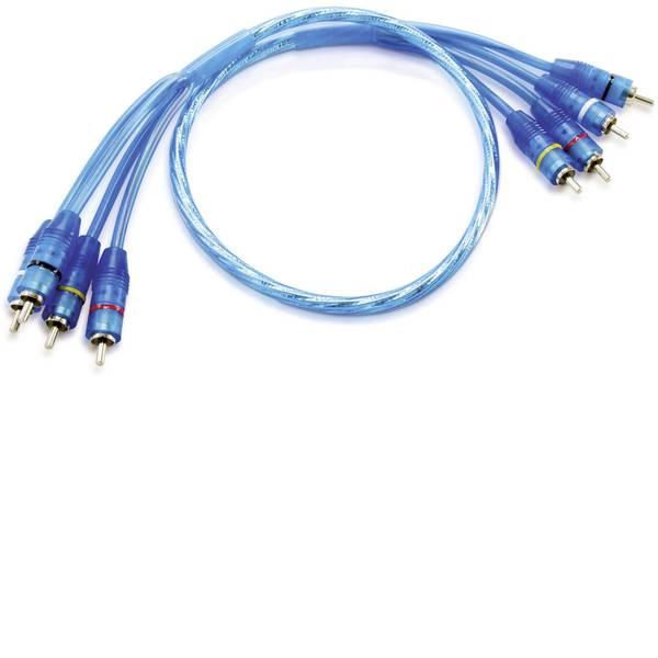 Cavi e connettori RCA HiFi per auto - Cavo RCA 3.5 m Sinustec RCA 35-4 -