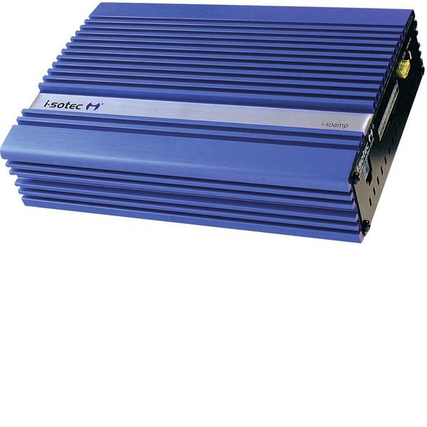 Amplificatori HiFi per auto - Amplificatore digitale 5 canali 400 W i-sotec 5D AD-0145 Adatto per (marca auto)=Mercedes Benz, Opel, Renault, Dacia -