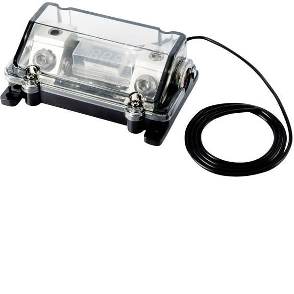 Porta fusibili HiFi e distributori di corrente per auto - Porta fusibile piatto HiFi per auto Sinustec SHD protetto dagli spruzzi dacqua -