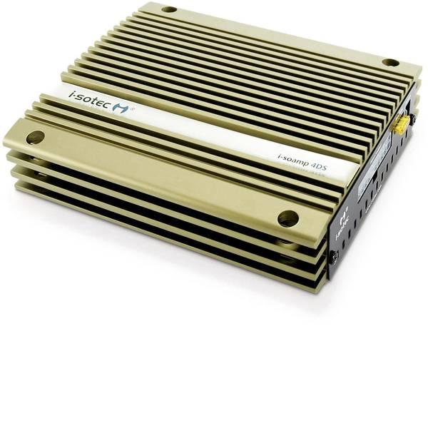 Amplificatori HiFi per auto - Amplificatore digitale 4 canali 360 W i-sotec AD-0123-VW3 Adatto per (marca auto)=Audi, Seat, Skoda, Volkswagen -