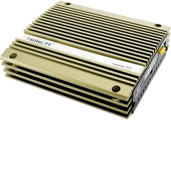 Amplificatori HiFi per auto - Amplificatore digitale 4 canali 360 W i-sotec AD-0144 Adatto per (marca auto)=Hyundai, Iveco? -