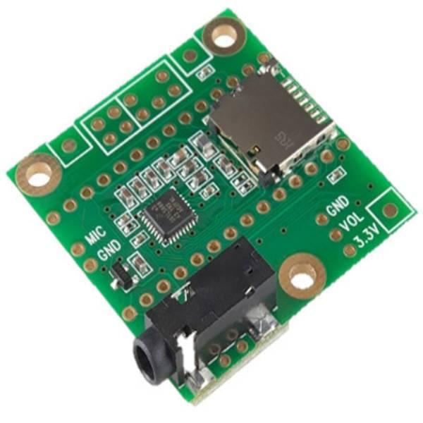 Kit e schede microcontroller MCU - Joy-it Scheda di espansione Teensy3_Audio -