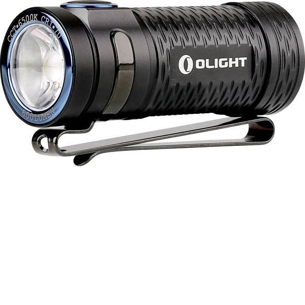 Torce tascabili - OLight S1 Mini HCRI LED Mini torcia elettrica con modalità strobo a batteria ricaricabile 450 lm 360 h 43 g -
