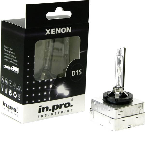 Lampadine per auto e camion - In.Pro Lampadina allo Xeno White Xenon D1S 35 W -