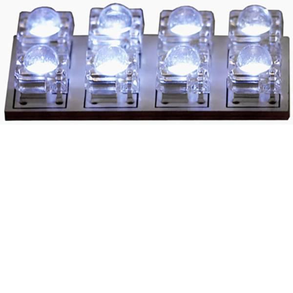 Illuminazione per interni auto - HP Autozubehör 26288 Luce ambiente interno 12 V LED (L x L) 40 mm x 20 mm -