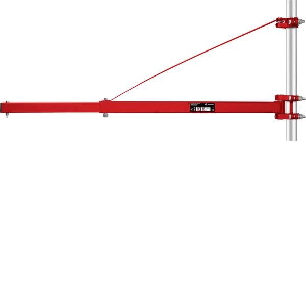 Paranchi - TOOLCRAFT TO-4985424 Braccio orientabile 300/600 kg per paranchi a fune capacità di carico: 300 kg -