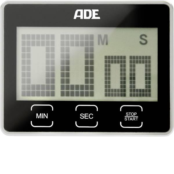 Timer - ADE TD 1203 Timer Nero digitale -
