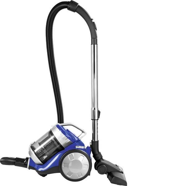 Aspirapolveri - CleanMaxx Aspirapolvere senza sacco 700 W Blu, Argento -