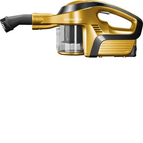 Aspirabriciole - CleanMaxx Aspirapolvere a batterie 14.8 V Oro, Nero -