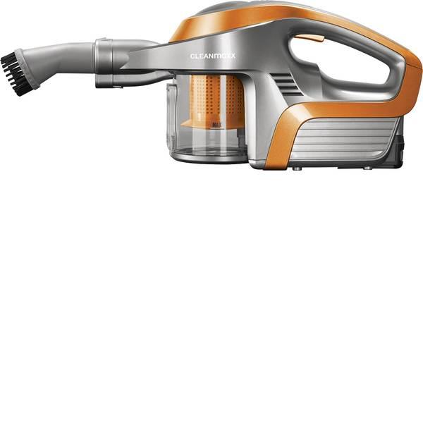 Aspirabriciole - CleanMaxx Aspirapolvere a batterie 14.8 V Arancione, Argento -