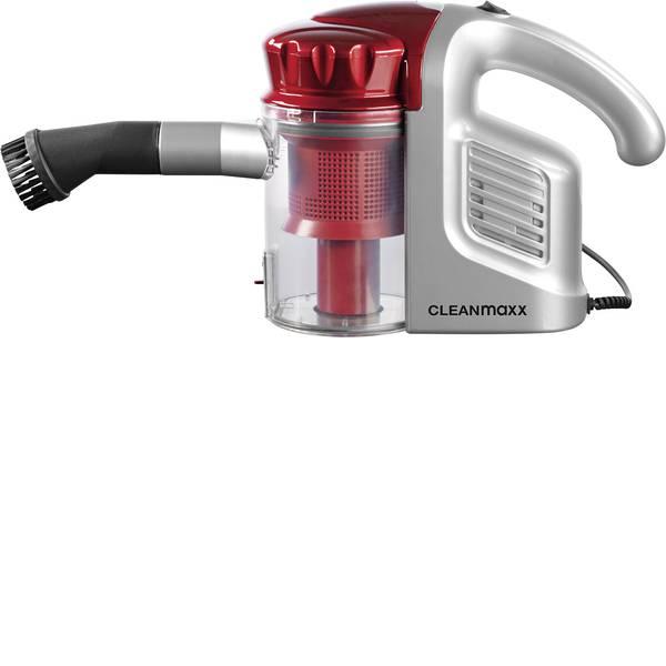 Aspirabriciole - CleanMaxx Aspirapolvere portatile 230 V Rosso - Argento -