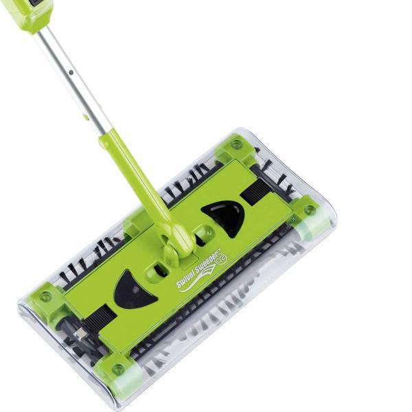 Aspirabriciole - CleanMaxx Scopa elettrica 7.2 V Verde lime -