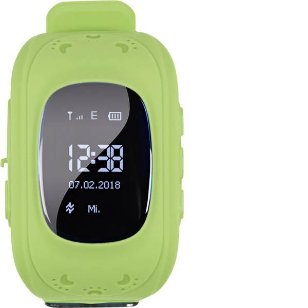 Dispositivi indossabili - easymaxx Smartwatch Verde lime -