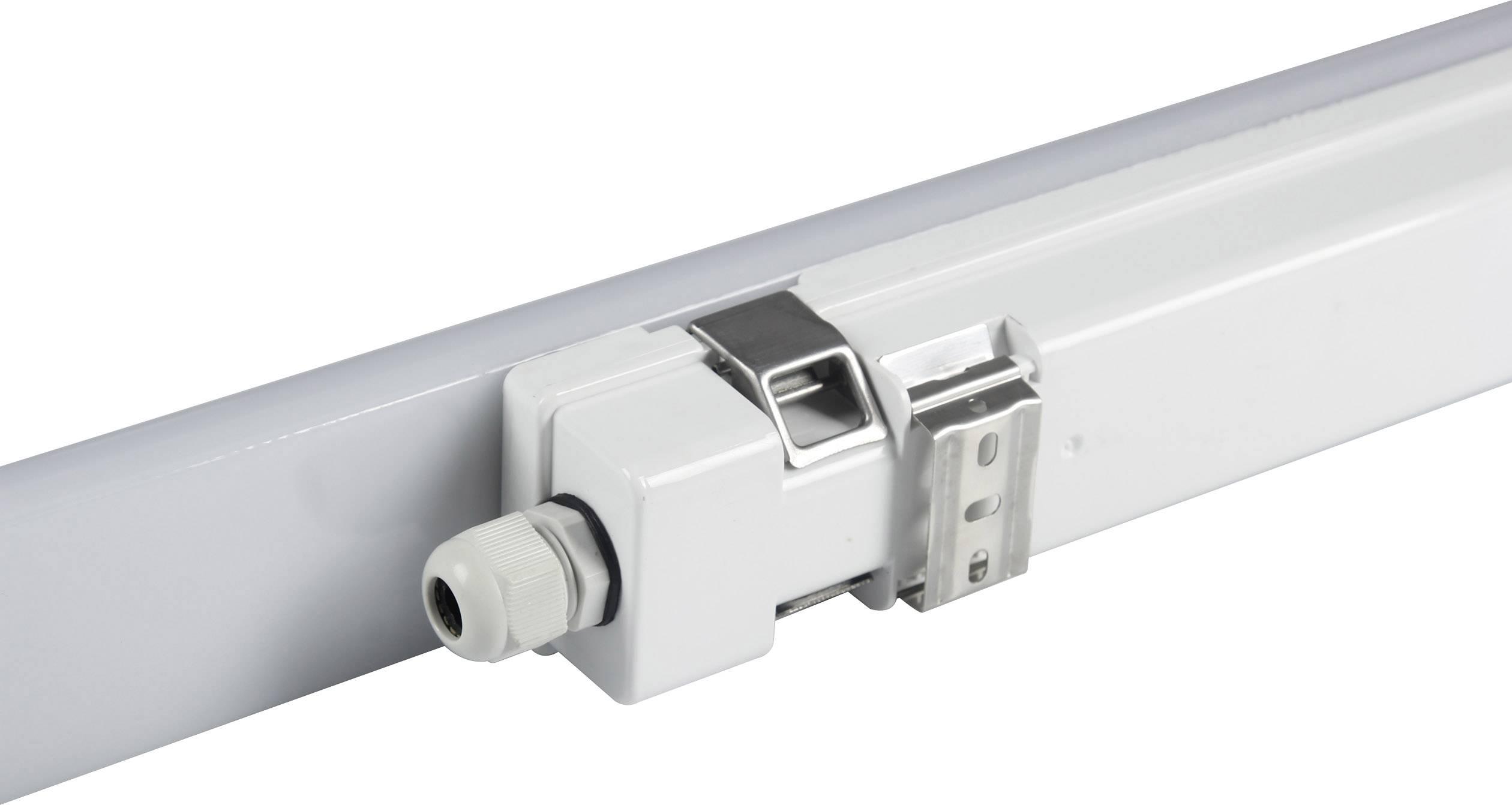 Plafoniera Con Sensore Di Movimento : Müller licht aquafix plafoniera led impermeabile con rilevatore di