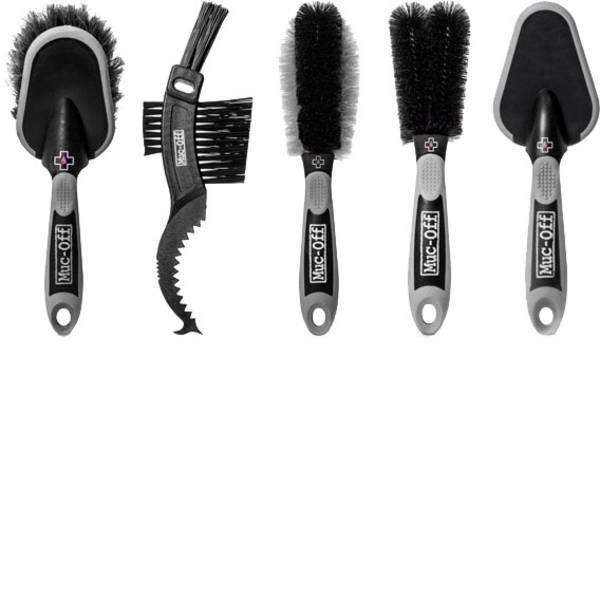 Prodotti per la manutenzione della bicicletta - Spazzola di pulizia Muc-Off Brush Set 5 206 5 pz. -