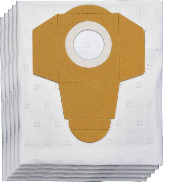 Accessori per aspirapolvere e aspiraliquidi - Sacchetto filtrante Kit da 5 Einhell 2351195 1 pz. -