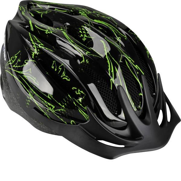 Caschi da bicicletta - Fischer Fahrrad Arrow S/M Caschetto Touring / Città Nero Taglia=M -