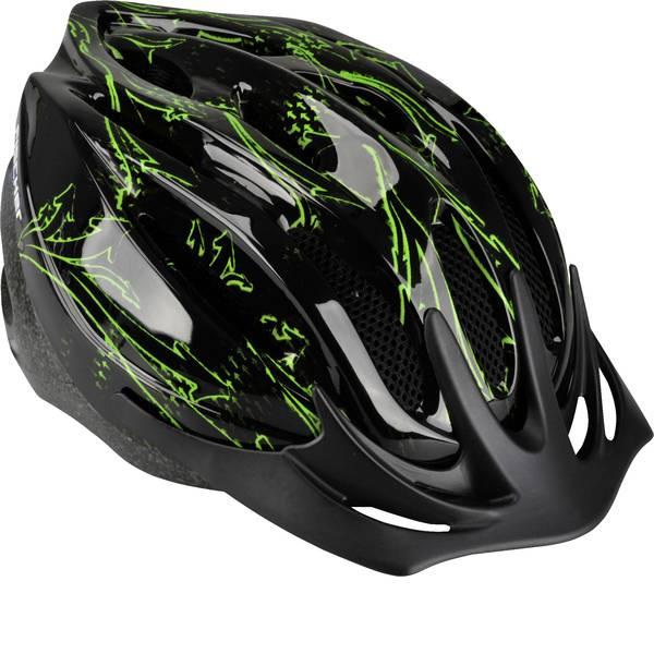 Caschi da bicicletta - Fischer Fahrrad Arrow L/XL Caschetto Touring / Città Nero Taglia=L -