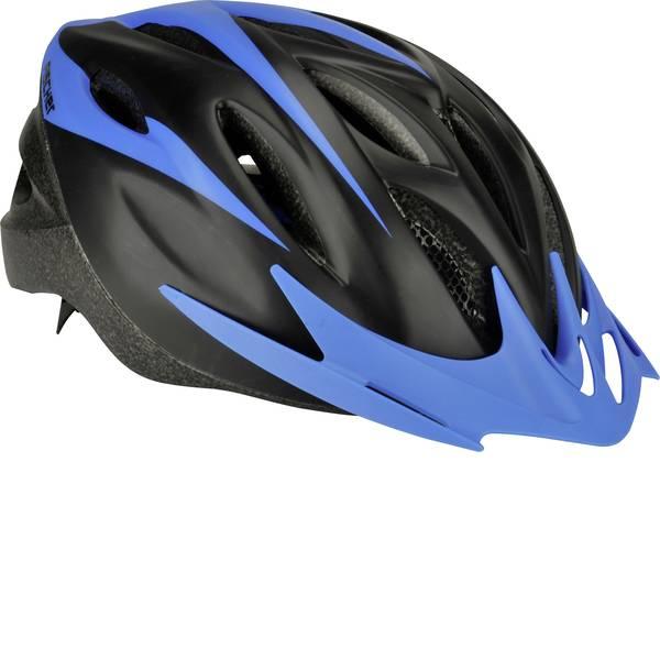 Caschi da bicicletta - Fischer Fahrrad Sportiv sw L/XL Caschetto Touring / Città Nero, Blu chiaro Taglia=L -