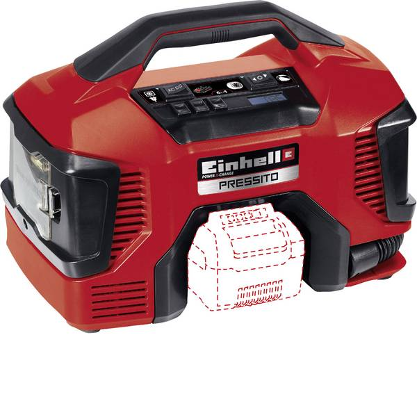 Compressori - Einhell 4020460 Compressore 11 bar -