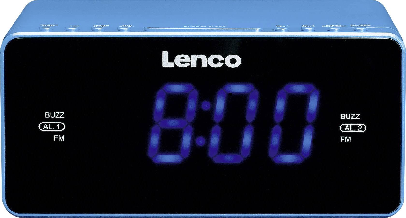 Lenco CR-520 FM Radiosveglia A