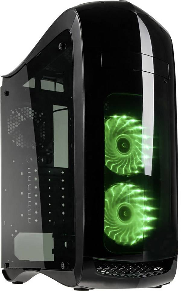 Midi-Tower PC Case Kolink PUNI