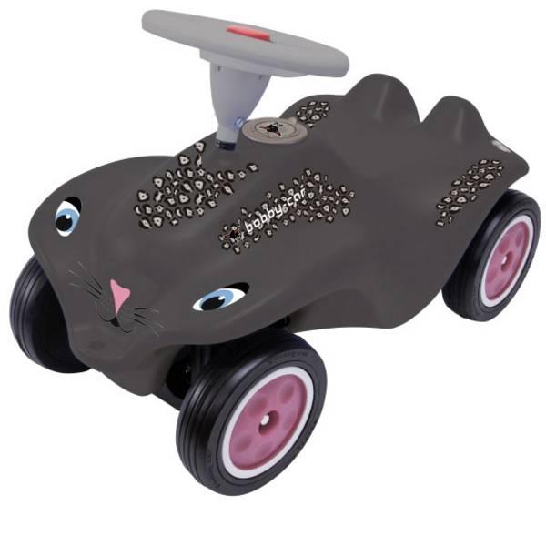 Auto a spinta - Macchina a spinta per bambini Big Bobby Car Panther Marrone scuro -