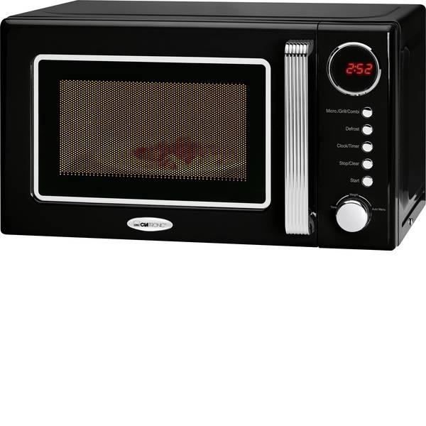 Forni a microonde - Clatronic MWG 790 schwarz Forno a microonde 700 W Funzione grill -