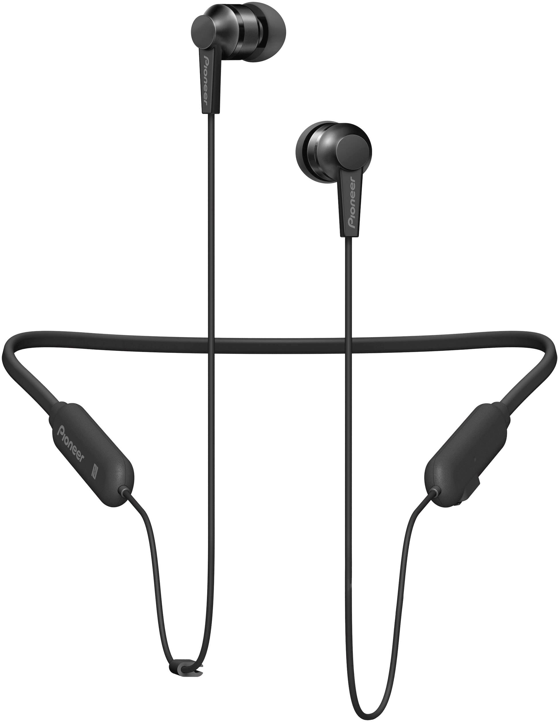225d5714b9716f Pioneer SE-C7BT-B Bluetooth Cuffia Auricolare In Ear headset con microfono,  NFC