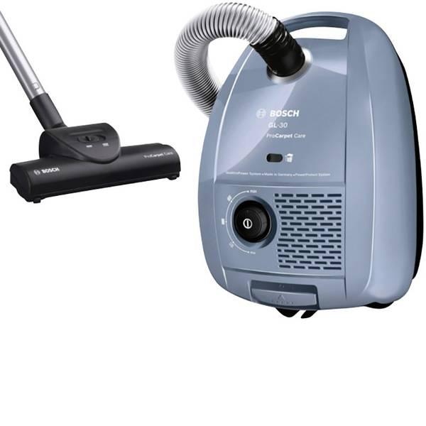 Aspirapolveri - Bosch Haushalt GL-30 ProCarpet Care Aspirapolvere con sacco Blu chiaro -
