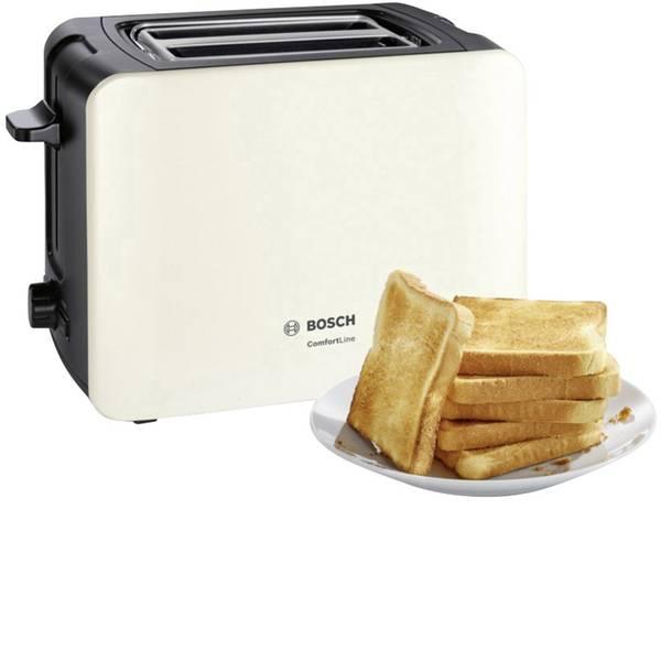 Tostapane - Bosch Haushalt Comfort Line Tostapane Con griglia scaldabriosche crema -