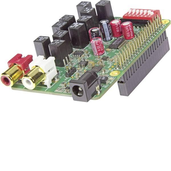 Shield Arduino e HAT Pi - Elektor Scheda audio per Raspberry Pi® RPI-High-End-DAC -