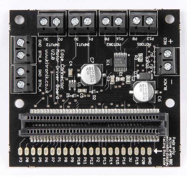 Moduli e schede Breakout per schede di sviluppo - Micro Bit KI-5620 1 pz. -