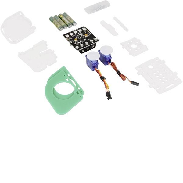 Robot in kit di montaggio - Micro Bit Robot in kit da montare Buggy Move Mini KI-5624 -