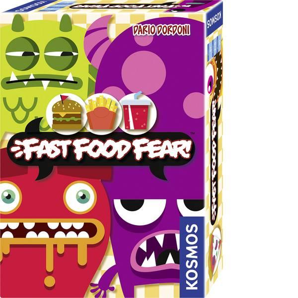 Giochi di società e per famiglie - Fast-food Fear 692957 Kosmos -