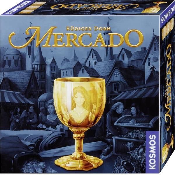 Giochi di società e per famiglie - Mercado Kosmos gioco di società -