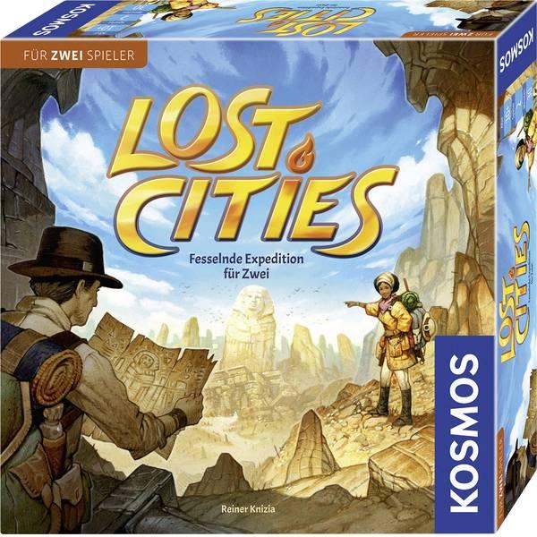 Giochi di società e per famiglie - Attiva Cities Kosmos - il duello inizi per 2 -