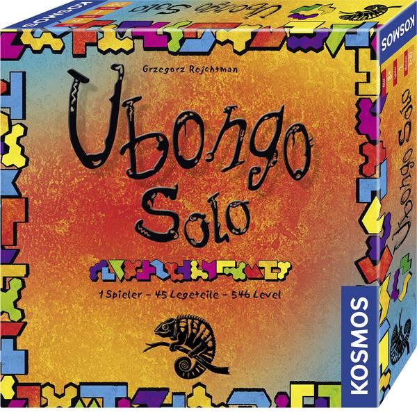 Giochi di società e per famiglie - Ubongo Kosmos solo 694203 -