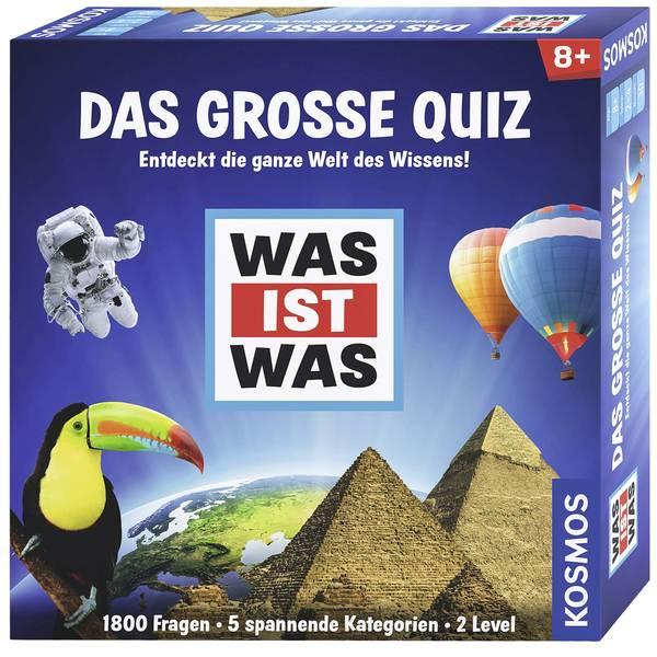 Giochi di società e per famiglie - Che cosè che Kosmos - il grande quiz -