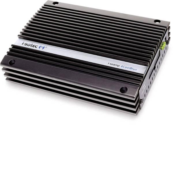 Amplificatori HiFi per auto - Amplificatore a 4 canali 320 W i-sotec AD-0143 Adatto per (marca auto)=Ford, Land Rover -