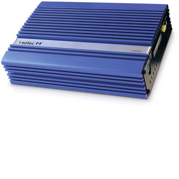Amplificatori HiFi per auto - Amplificatore digitale 5 canali 400 W i-sotec 5D AD-0143 Adatto per (marca auto)=Ford, Land Rover -