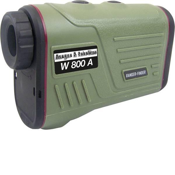 Telemetri - Misuratore della distanza Berger & Schröter Range Finder 6 x 22 mm Range 5 fino a 899 m -