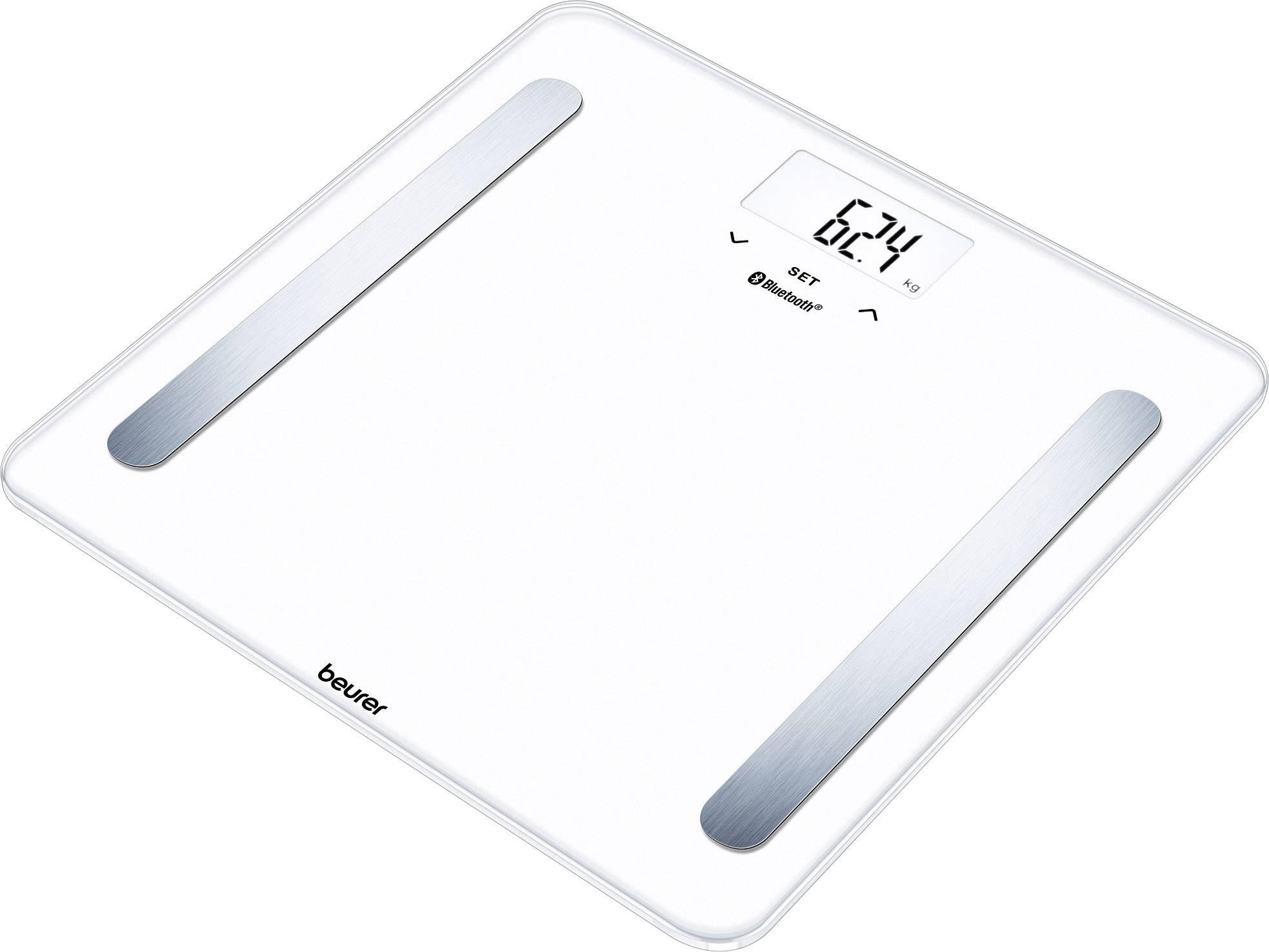 Beurer BF600 WHITE Bilancia per lan