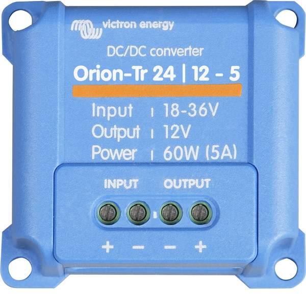 Convertitori di tensione DC/DC - Victron Energy;Orion-Tr 24/12-5;Convertitore DC/DC- 60 W -