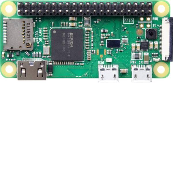 Schede di sviluppo e Single Board Computer - Raspberry Pi® Zero WH Zero WH 512 MB 1 x 1.0 GHz Raspberry Pi® -