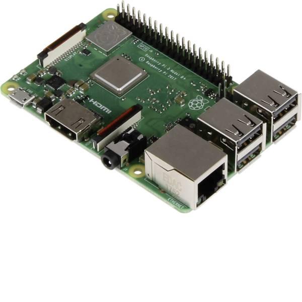 Schede di sviluppo e Single Board Computer - Raspberry Pi® 3 B+ RP-3B+ 1 GB 4 x 1.4 GHz Raspberry Pi® -