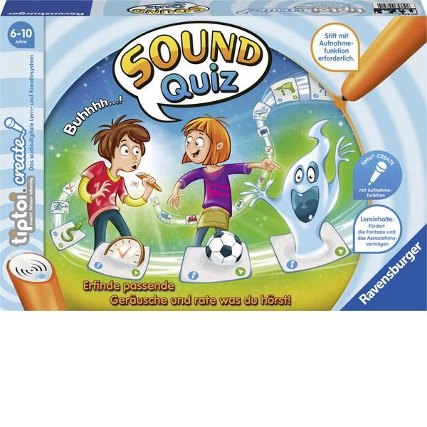 Giochi di società e per famiglie - Ravensburger tiptoi® CREATE: sound quiz -